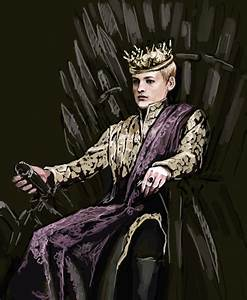 Joffrey Baratheon by Alcomedved on DeviantArt
