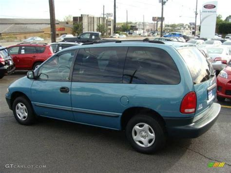 1999 Dodge Caravan by 1999 Dodge Caravan Information And Photos Momentcar