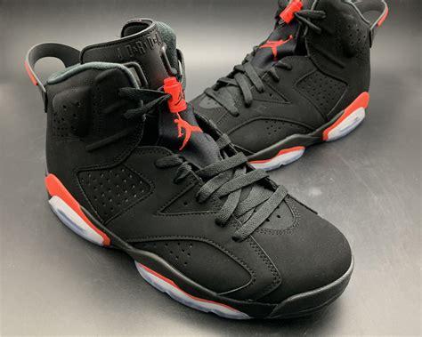 Air Jordan 6 Infrared 2019 Air Jordan Shoes For Men