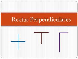 Recta Perpendicular