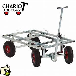 Chariot De Transport Pliable : chariot flexible tout terrain pour cage de transport de chien ~ Edinachiropracticcenter.com Idées de Décoration