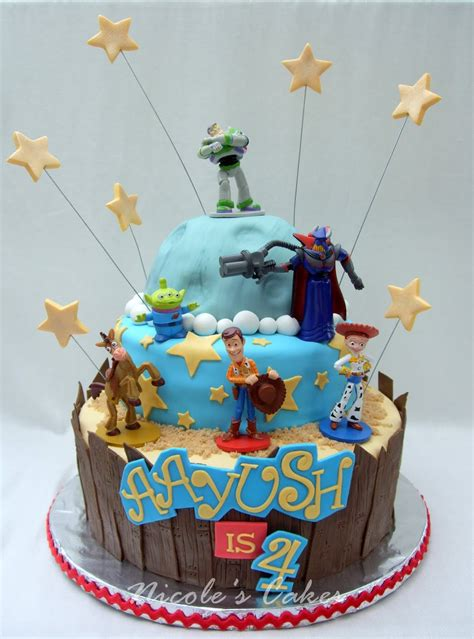 On Birthday Cakes: 'To Infinity... And Beyond!