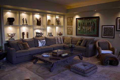 awesome african living room decor home design lover