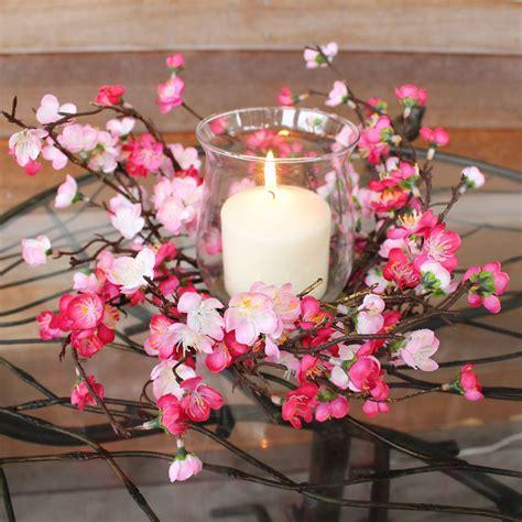 candle holders  spring wedding decor