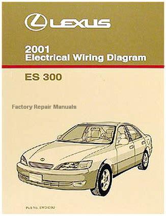 Lexus Electrical Wiring Diagrams Original