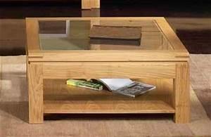 Dessus De Table En Verre : meubles tables basses 5 ~ Dailycaller-alerts.com Idées de Décoration