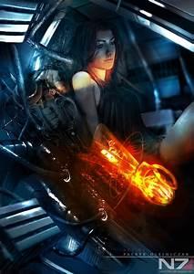 Mass Effect 3 Abrechnung : mass effect 3 miranda by patryk garrett on deviantart ~ Themetempest.com Abrechnung