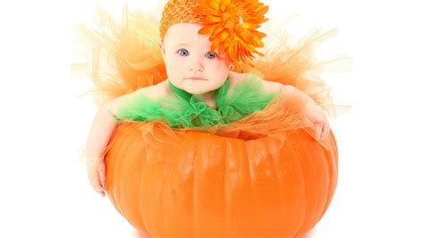 wallpaper cute baby pumpkin adorable baby girl cute
