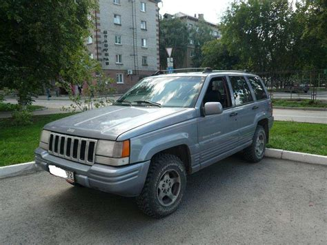 used jeep cherokee used 1996 jeep grand cherokee photos 5199cc gasoline