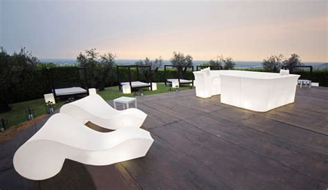 Banconi Bar Illuminati Slide Design Jumbo Corner By Slide Vendita