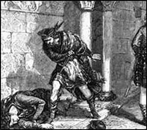 Mary Ann Bernal: History Trivia - Robert the Bruce murders ...