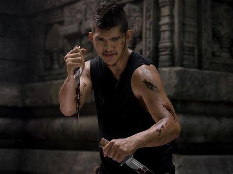 netflix martial arts series wu assassins reveals cast