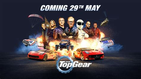 Update Bbc Top Gear Returns On May 29 Autoevolution