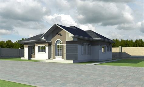 Home Plans For Bungalows In Nigeria? Properties (3