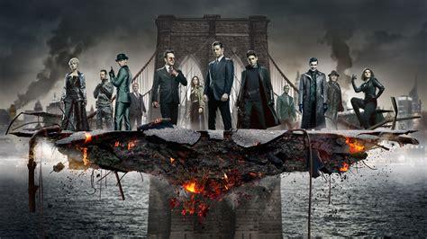 Gotham Season 5 2019 4k Wallpapers