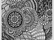 zentangle by aoiblue02 on DeviantArt