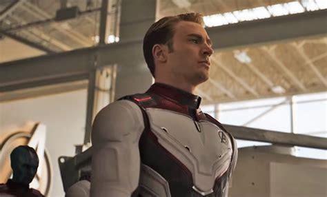 avengers endgame chris evans leads  team