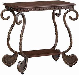 Rafferty chairside end table from ashley t382 7 for Rafferty coffee table