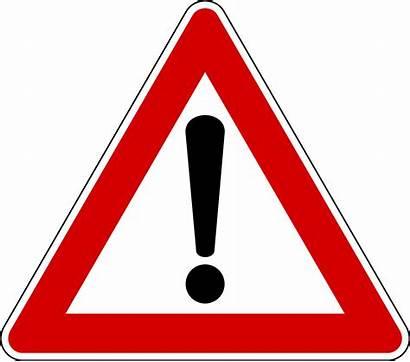 Pericoli Altri Traffic Svg Signs Italian Attention