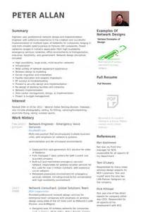 human voiced resume review network engineer resume sles visualcv resume sles database