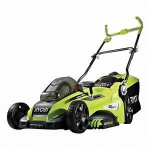 Batterie Ryobi 36v : ryobi lithium 36v 5 0ah cordless brushless lawn mower ~ Farleysfitness.com Idées de Décoration