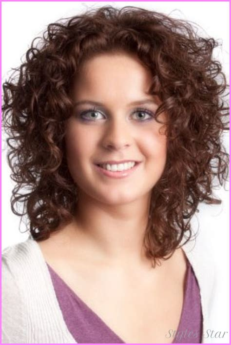 short natural curly haircuts   faces stylesstar