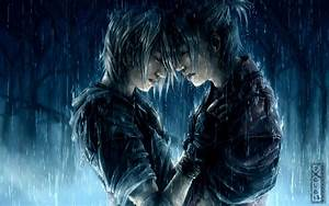rainy love Wallpaper and Background Image | 1680x1050 | ID ...