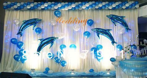 dolphin wedding decorations dolphin wedding theme