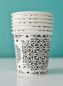 Islamic Design Coffee Cups 4oz Ramadan Decorations and