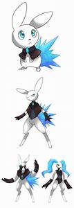 Oo I have name ideas, volbunny, electabbit and shockare p ...
