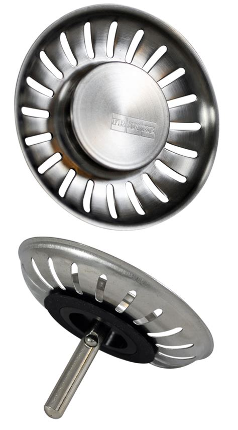 replacement kitchen sink strainer plugs franke replacement new style for basket strainer waste 7751