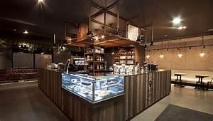 Industrial Style Shop : coffee shop vie ia kava in vilnius your no 1 source of architecture and interior design news ~ Frokenaadalensverden.com Haus und Dekorationen