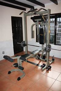 Home Gyms - Trojan Power Cage