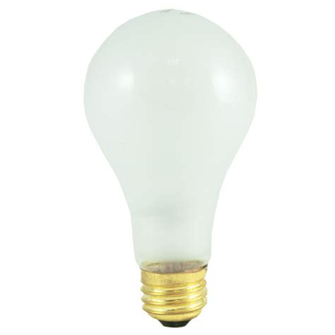 bulbrite 102150 50 100 150w 3 way incandescent 120v soft