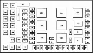 34 Ford F350 Fuse Panel Diagram