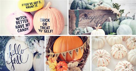 cool pumpkin decorating ideas homelovr