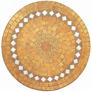 Table Mosaique Fer Forgé : une table fer forg mosa que ou une cuisine ext rieure ~ Dailycaller-alerts.com Idées de Décoration
