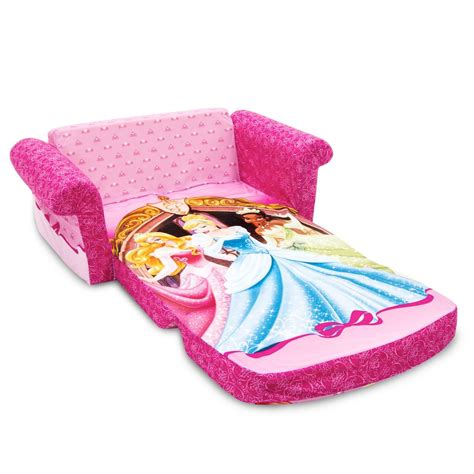 Marshmallow Flip Open Sofa Disney Princess by Spin Master Marshmallow Furniture Flip Open Sofa Disney
