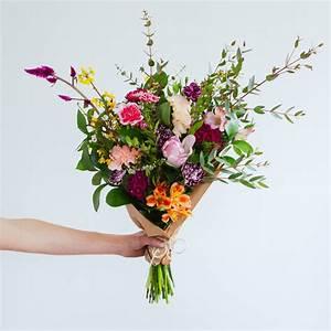 Bouquet De Fleurs : livraison de fleurs domicile 5 boutiques en ligne conna tre marie claire ~ Teatrodelosmanantiales.com Idées de Décoration