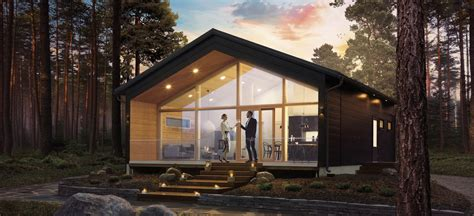 Beautiful Scandinavian Inspired House by Honka Log Homes Healthy Houses Inspired By Nordic Nature