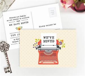 25 best ideas about change of address cards on pinterest for Cheap change of address postcards
