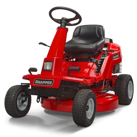 lawn mowers tractors snapper