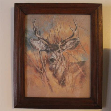 home interior deer pictures home interior deer picture faux taxidermy is a