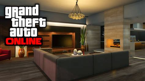 Gta V Online Home Interiors : New Houses & Apartment Customizations