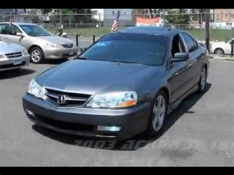 2003 acura tl type s overview of this vehicle youtube