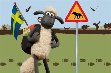 Shaun The Sheep Land Comes To Sweden Shaun The Sheep