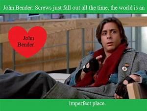 John Bender Breakfast Club Quotes. QuotesGram