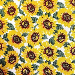 American Apparel's Sunflower Pattern | Sunflowers-My ...
