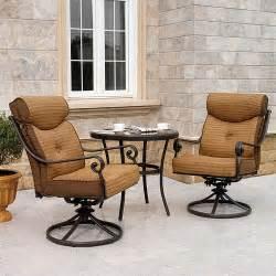 better homes gardens 3 piece outdoor furniture bistro