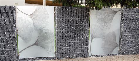 Sichtschutz Garten Metall Glas by Sichtschutz Im Garten G 228 Rten Armin Hollenstein